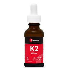 Innovite Health Vitamin K2 120mcg 30mL | 626712102056