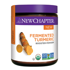 New Chapter Fermented Turmeric Booster Powder   727783101143