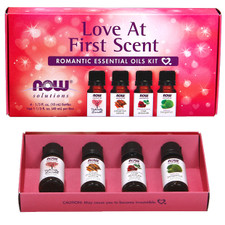 Now Essential Oils Love at First Scent Kit | 733739076557