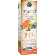 Garden of Life Mykind Organics Vitamin B-12 Organic Spray   628055928294