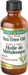 Nature's Bounty 100% Pure Tea Tree Oil | 029537088718