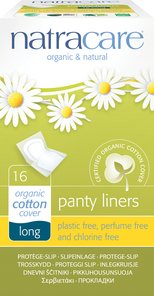 Natracare Long Panty Liners | 782126003140