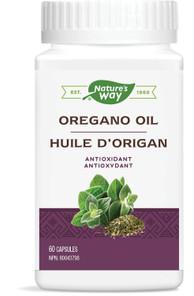 Nature's Way Oregano Oil 60 capsules | 033674310168