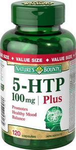 Nature's Bounty 5-HTP Plus 100 mg | 029537053174