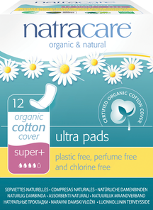 Natracare Ultra Pads Super Plus | 782126003119