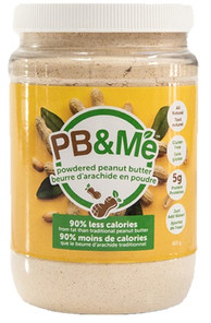 PB&Me Powdered Peanut Butter Traditional 453 grams |  627843538363