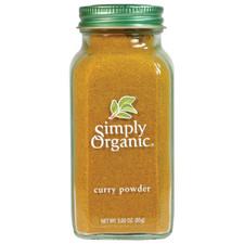 Simply Organic Curry Powder | 089836192264