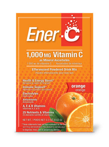 Ener-C 1000mg Vitamin C Orange Pack | 1234567895