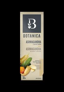 Botanica Ashwagandha Liquid Herb 50mL | 822078900019