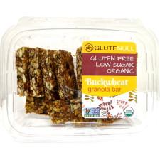 Glutenull Buckwheat Granola Bar   628451529095