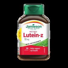 Jamieson Lutein Z 10 MG  30 Capsules   064642048837