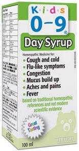 Homeocan Kids 0-9 Day Syrup 100mL | 778159216619