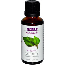Now Essential Oils 100% Pure Tea Tree Oil | 733739876256