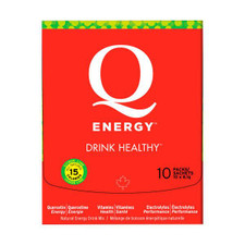 Q Energy Drink 10 Pack | 896694000101
