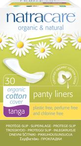 Natracare Tanga Panty Liners   782126003072