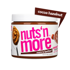 Nuts 'N More Cocoa Hazelnut Spread 454 grams | 602860689199