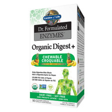 Garden of Life Dr. Formulated Enzymes Organic Digest+ | 658010120159
