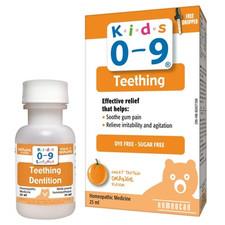 Homeocan Kids 0-9 Teething    778159216510