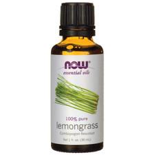 Now Essential Oils 100% Pure Lemongrass Oil | 733739875822