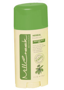 MillCreek Herbal Deodorant   082982333703