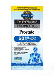 Garden of Life Dr. Formulated Probiotics Prostate+ 50 Billion Shelf Stable | 658010120371