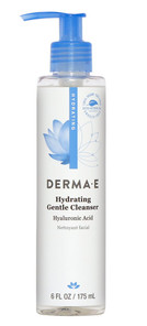 Derma E Hydrating Cleanser with Hyaluronic Acid 175ml | 030985004618