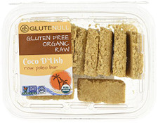 Glutenull Coco D'Lish Raw Paleo Bar | 628451529187