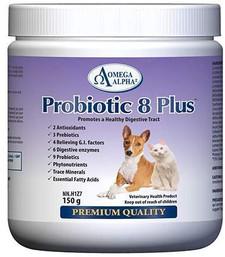 Omega Alpha Probiotic 8 Plus 150g | 826913400405