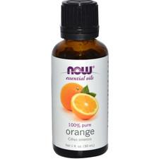 Now Essential Oils Orange Oil 30 ml   733739875709