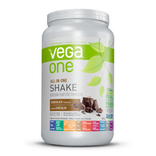 Vega One All In One Nutritional Shake Large Tub Chocolate | 838766105208