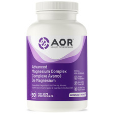 AOR Advanced Magnesium Complex 200mg 90 Vegi-Caps | 624917043334