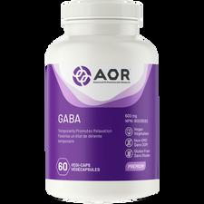 AOR GABA 60 veg capsules | 624917043136