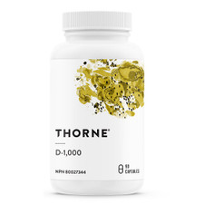 Thorne Research D-1000 | 872331001281