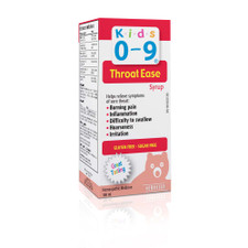 Homeocan Kids 0-9 Throat Ease Syrup   778159461750