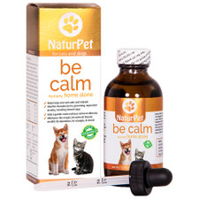NaturPet Be Calm (formerly Home Alone) 100 ml   688899892519