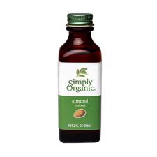 Simply Organic Almond Extract 59 ml | 089836186188