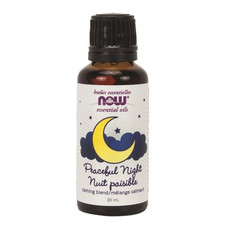 Now Essential Oils Peaceful Night Blend | 733739876072
