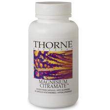 Thorne Research Magnesium CitraMate | 872331002721