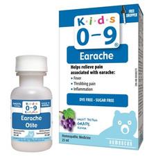 Homeocan Kids 0-9 Earache | 778159216527