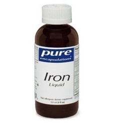 Pure Encapsulations Iron Liquid 120 ml | 766298013893