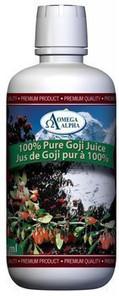 Omega Alpha Goji Juice | 826913124806