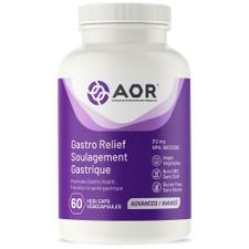 AOR Gastro Relief - 60 Veg Capsules | 624917042016
