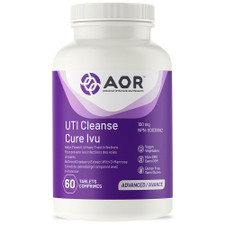 AOR UTI Cleanse 100mg 60 Tablets | 624917042863