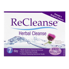 Prairie Naturals Recleanse Herbal Cleanse 7-Day Kit | 804642003005