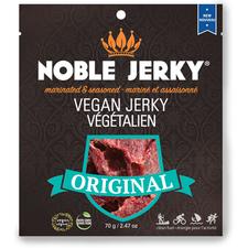 Noble Jerky Vegan Jerky 70g Original   851335000933