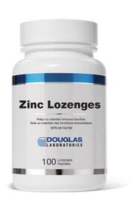 Douglas Laboratories Zinc - 100 Lozenges   310539979563