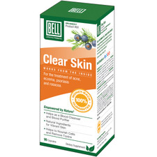 Bell Clear Skin 90 Capsules | 771733110341