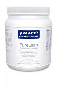 Pure Encapsulations PureLean with Stevia Vegetarian Protein Powder Natural Vanilla Bean Flavour 540g   766298013732