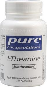 Pure Encapsulations L-Theanine  | 766298009995