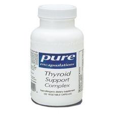 Pure Encapsulations Thyroid Support Complex 60 veg capsules | 766298018621